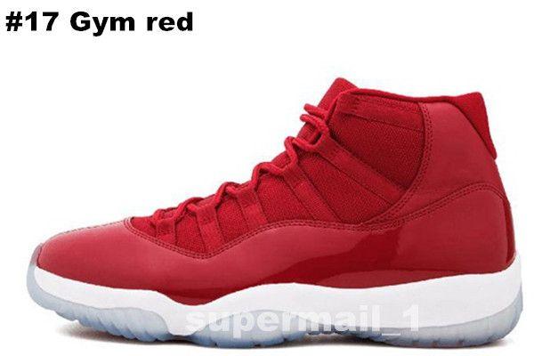 # 17 Gym vermelho