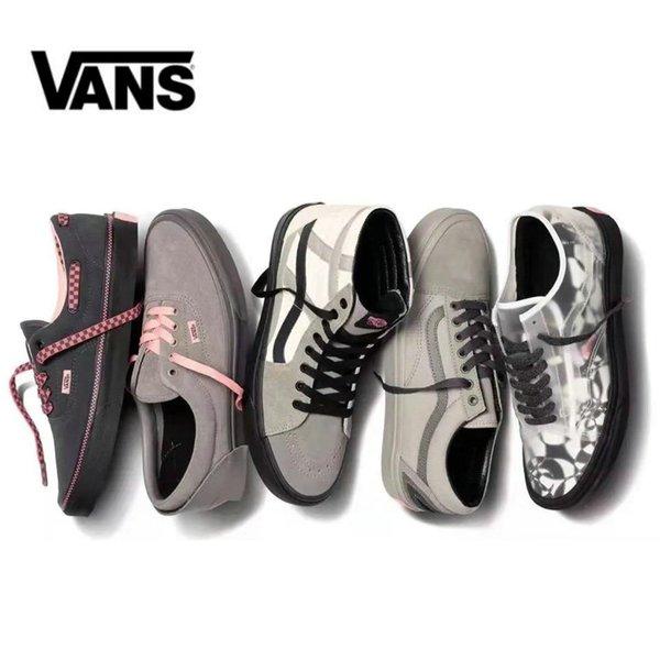 2020 Van Old Skool Sk8 Merhaba Zhaozhao Mens Tasarımcısı Spor Skate Ayakkabı Fare Vulkanize alt Erkekler Kadınlar Tuval Casual Kaykay Sneakers