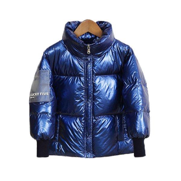 Fashion Kids Winter Jacket Snowsuit Children Warm Jackets Baby Girls Boys Clothes Toddler Parka Coat Letters Print Jacket Outer