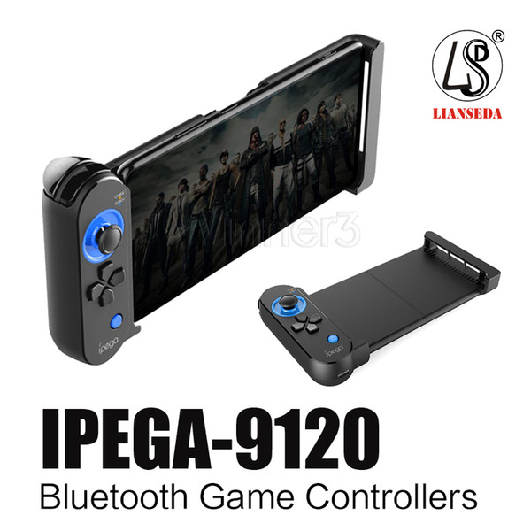 Vorverkauf iPEGA-9120 Für PUBG Typ C Bluetooth Wireless Gamepad Game Controller für Mobile Eine Handsteuerung Gamepad für iPhone Android