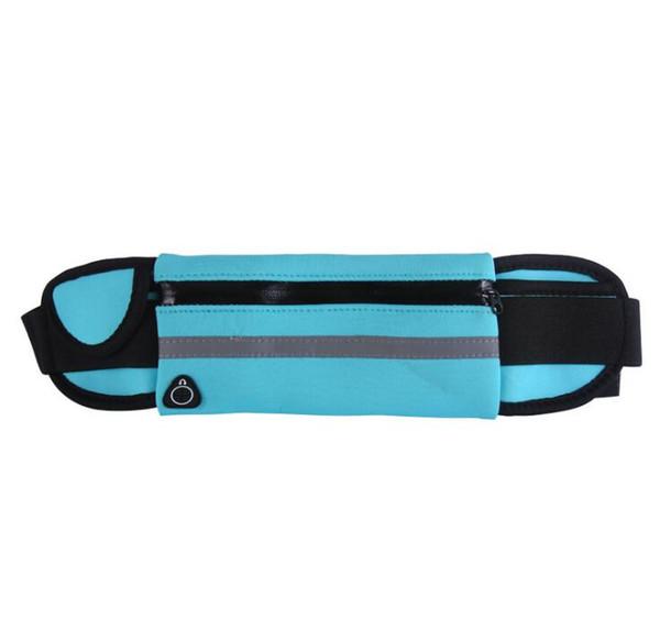1pcs Marathon Jogging Cycling Running Hydration Belt Waist Bag Pouch Fanny Pack Phone Holder For Water Bottle