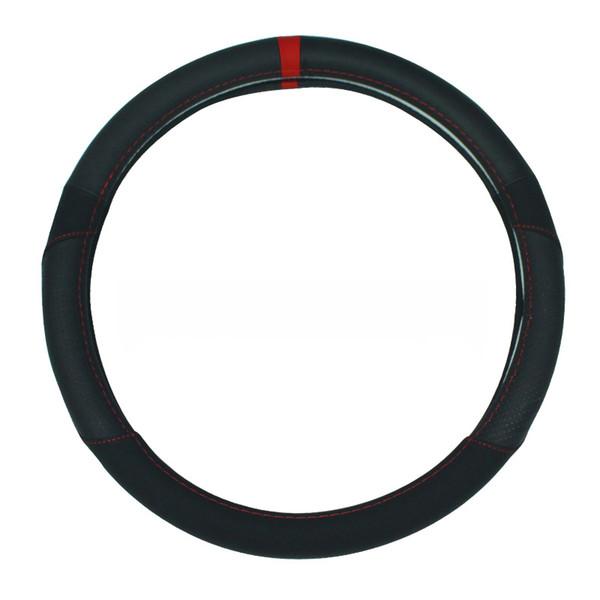kırmızı çizgi ile siyah