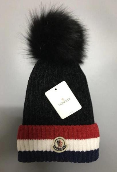 Männer Frauen Winter Beanie Männer Hut lässig Strickmützen Hüte Männer Sport Mütze schwarz grau weiß gelb Höhe Qualität Schädelkappen