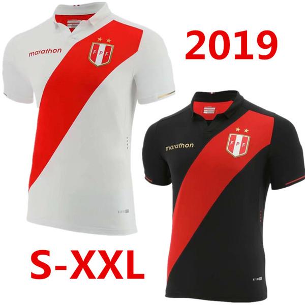 Peru World Cup 2020 Jersey.2019 2019 2020 Copa America Peru Soccer Jersey 19 20 Home Peru Football Shirt Camiseta De Futbol Peru Maillot De Foot Guerrero Camisa De Futebol From