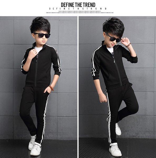 Jungen-schwarz