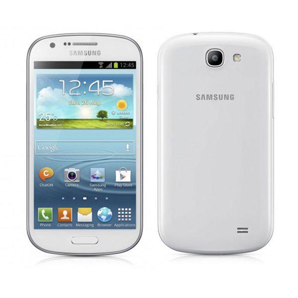 Desbloqueado original restaurado Samsung Galaxy Express I8730 4.3 pulgadas de doble núcleo 1.2 GHz 1G RAM 8G ROM 5MP cámara WIFI bluetooth teléfono móvil