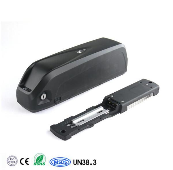 Frete grátis Elétrica 52 v ebike bateria de 52 Volts 13AH baterias de lítio para 250 W para 1.35KW motor com carregador