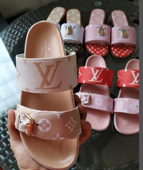 Новые горячие zz женские сандалии высокого качества Обувь Slide Летняя мода Широкие
