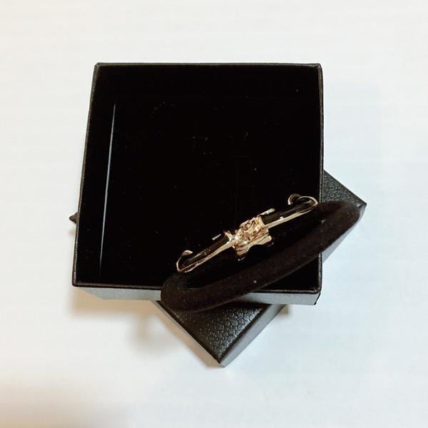 4.5X3CM tropfendes Kettenlegierungsgummiband-Haarseil mit Geschenkbox, Haarringhaarzusatzkopfschmuck-Modeschmuck für Parteigeschenk