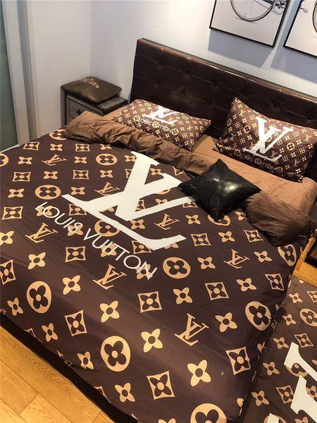 Cla ic queen ize luxury bedding et ingle double bed duvet cover et modern decoration comforter cover with pillowca e et