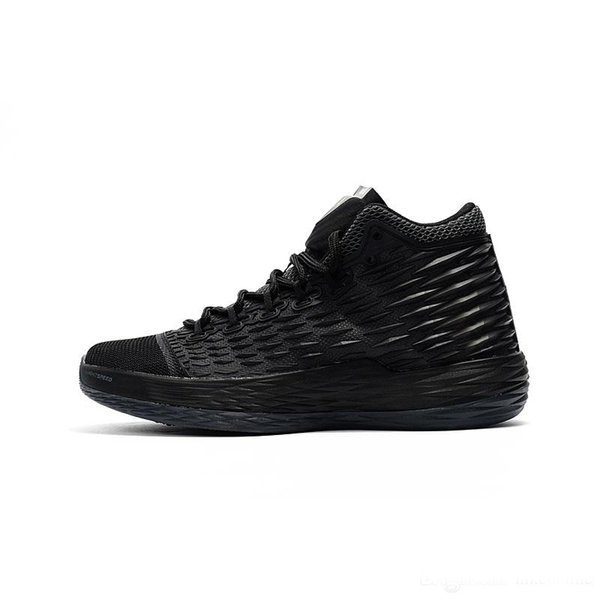 Cheap Mens Jumpman Melo M13 basketball shoes Black Metallic Gold Anthracite White Red Carmelo Anthony 13 sneakers with original box for sale