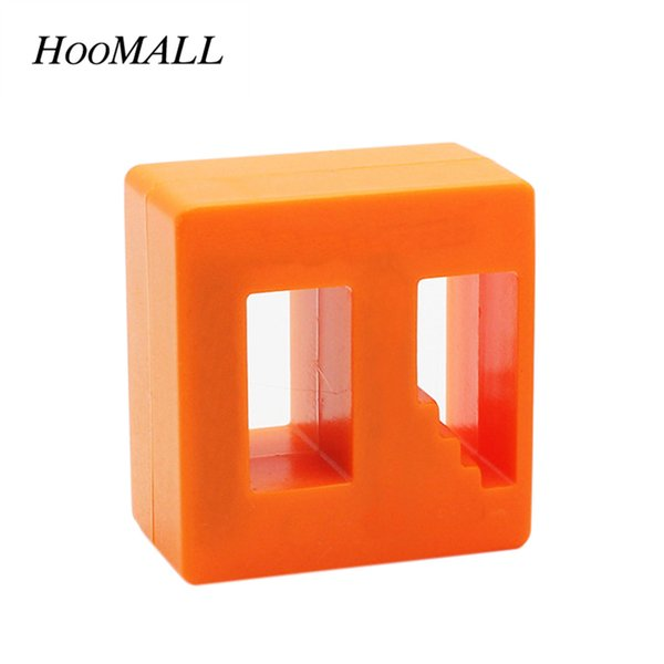 Hoomall New Magnetizer Demagnetizer Tool Screwdriver Quick Magnetic Degaussing Tools Insulated Screwdriver Magnetic Pick Up Tool