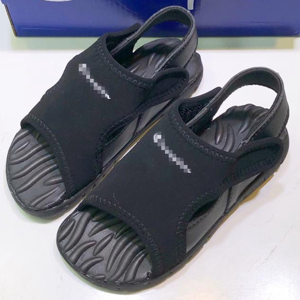 Unisex Kids Sandals for Boys and Girls Toddler Girls Sandals Comfortable Soft Sandals for Toddler Boys Matching Bro Designer Shoes