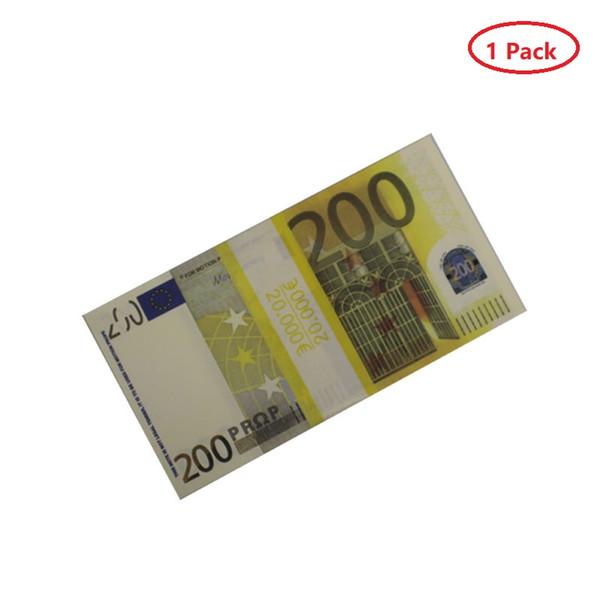 1 حزمة 200 euos (100pcs التي)