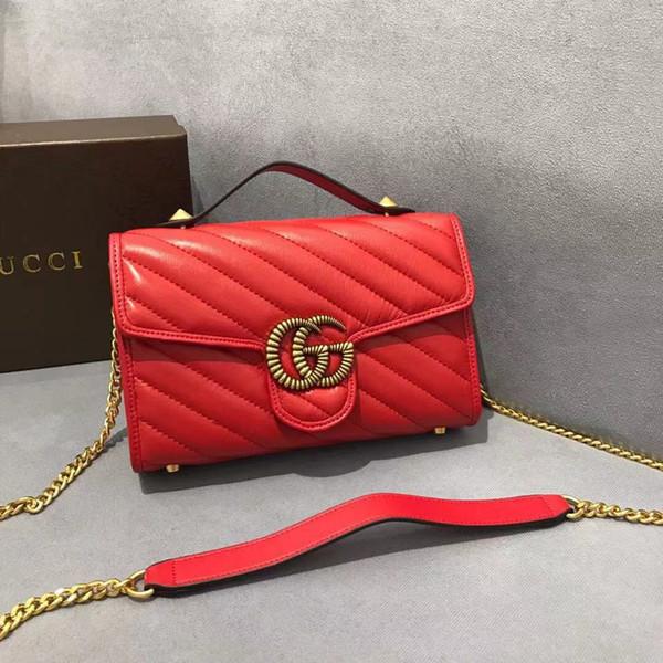 HOT Women's Shoulder Bags handbag Clutch Crossbody bag Top European and American handbags Shopping Bag Model 3175 23 *14cm