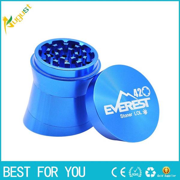 """""""EMPORIUM"""" Creative Tobacco Grinder Portable 4 Capas de 61MM Spice Crusher Hand Muller herb grinder pen grinder"""