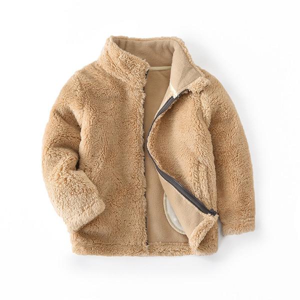 good quality autumn winter boys coats children boys casual velvet jackets warm thicken clothing fashion uniform outerwear brand sets