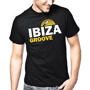 Ibiza Groove Music Club DJ Sun House Funk Funky Urlaub Sommer Geschenk T-Shirt