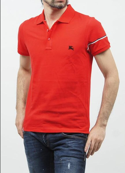 2019 Nova Carta de Verão Imprimir Camiseta Homens Camiseta de Algodão Mistura Top Tees de Manga Curta Casual Camisa Camisas de Marca Designer de Camisas