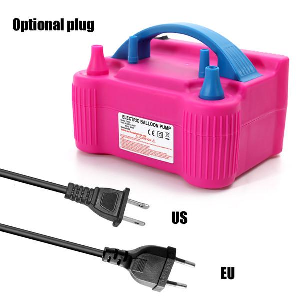 Outil gonflable portatif de pompe de gonfleur de ballon de souffleur d'air de buse électrique de puissance élevée 110V