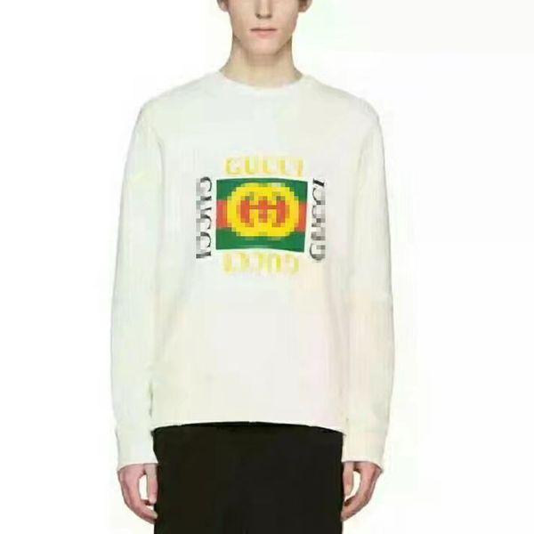 Sudaderas de marca Fahsion Top Diseñador de lujo Jersey clásico Big C Letter Striped Street Hiphop High Long Sleeves Hoodie Autunm B100096L
