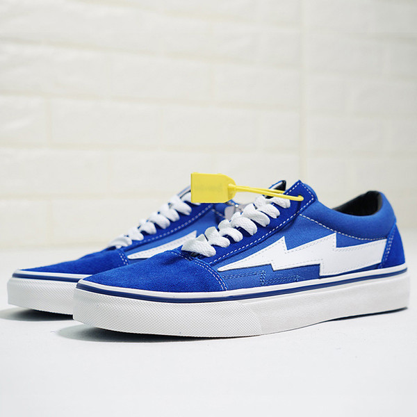 New Revenge x Storm Old Skool Skateboarding Sneakers Trending Casual Trainers for Man Woman Durable Canvas Sport Shoes Outdoor1
