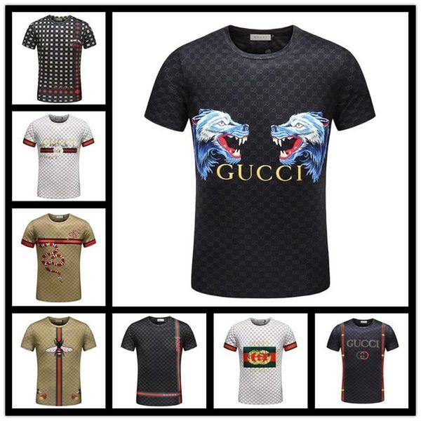 1dbec82545e1 Best Summer Men's Luxury Brand T-shirt Lapel Short-sleeved Cotton  High-quality