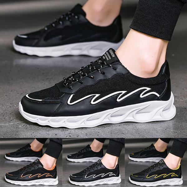 Homens Outono sapatos novos esportes sapatos maré branca tendência casual velha sapatilha