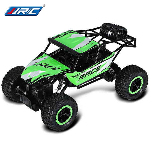 Free Shipping Jjrc Q15 Rc Car 4wd Remote Cars 4x4 Driving Car Double Motor Drive Bigfoot Car Remote Control Model Off -Road Toy