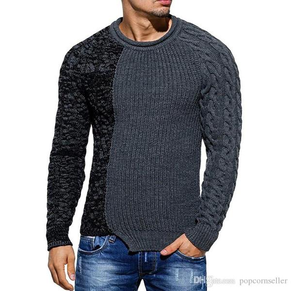 Mens nouveau créateur de mode chandail lâche confortable sweatshirts à la rue Style de la rue mens designer chandails occasionnels