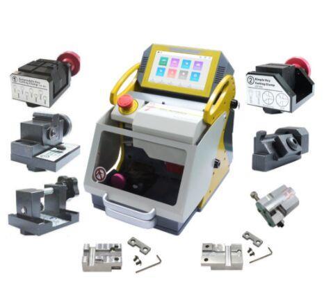 Multi-Language key duplicating machine SEC E9 Auto Key making machine And House key copy maker Better Than Condor Mini Plus