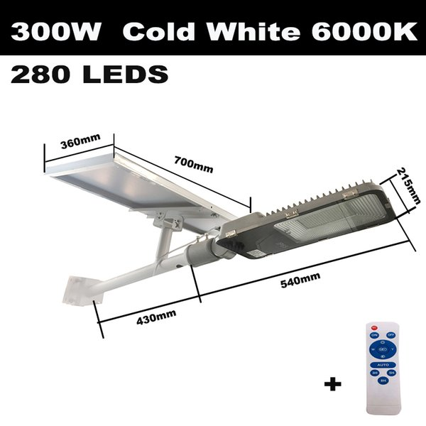 300W Branco Frio