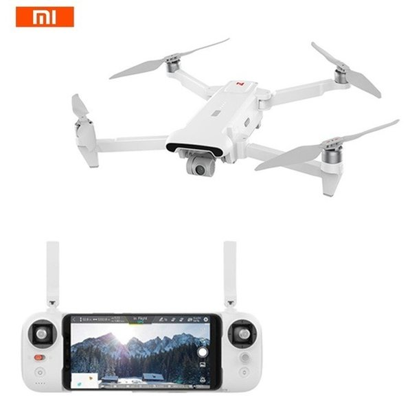 Em Estoque Xiaomi Fimi X8 Se 5 km Fpv Com 3-cardan Gimbal 4k Câmera Gps 33mins Tempo de Vôo Rc Drone Quadcopter Rtf T190621