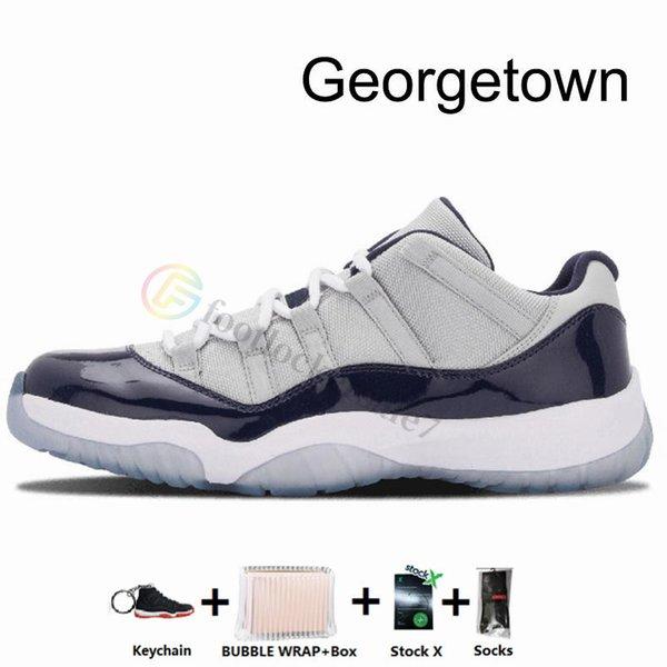 11s-Georgetown