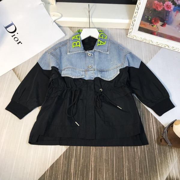2019 new high quality autumn and winter children's jacket190813#0006w9