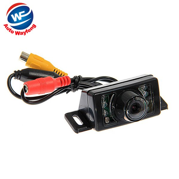 camera dv Factory Price Waterproof Car Rearview Rear View Camera For Vehicle Parking Reverse System With 7 IR Leds Night Vision