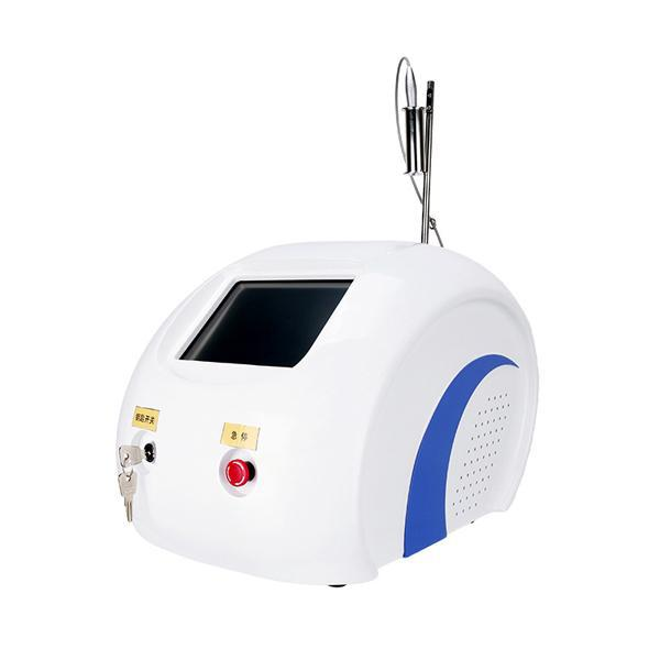Portable 980NM Diode Laser Red Vascular Removal Spider Vein Removal Machine Diode Laser 980NM Varicose Veins Vascular Removal Machine