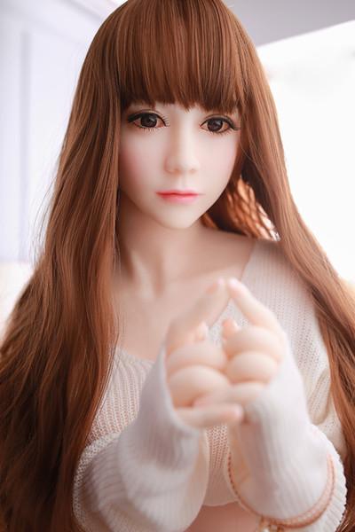 Poupée sexe réel silicone amour poupées taille réelle japonais sexe poupées masculines seins mous réaliste silicium poupée sex toys pour hommes