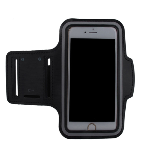 For Iphone 6/7/6s/7 Plus Waterproof Sports Running Armband Case Workout Armband Holder Pouch Cell Mobile Phone Arm Bag Band