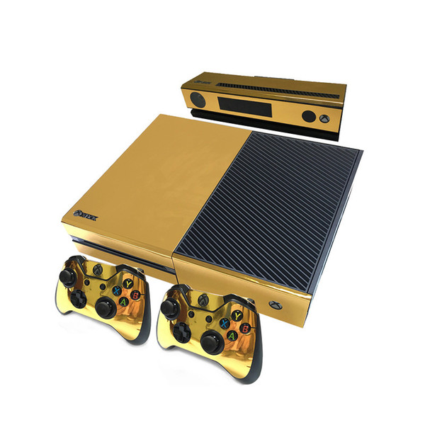CreativeElectroplating Stickers para Xbox One Ps4 Slim Controladores Ps4 Sticker S0ny Joystick Skins Stickers Xbox One Protector