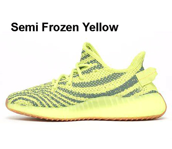 Semi Frozen Yellow