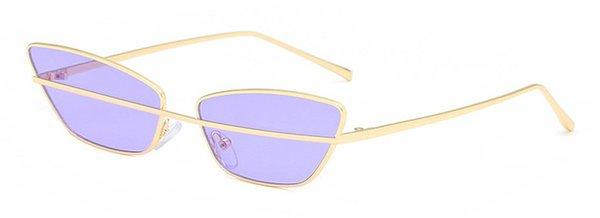 Линзы Цвет: фиолетовый