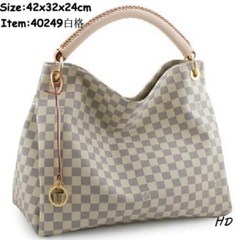 High qulity 13 loui 13 vuitton cla ic de igner women handbag ladie compo ite tote pu leather clutch houlder bag female pur e