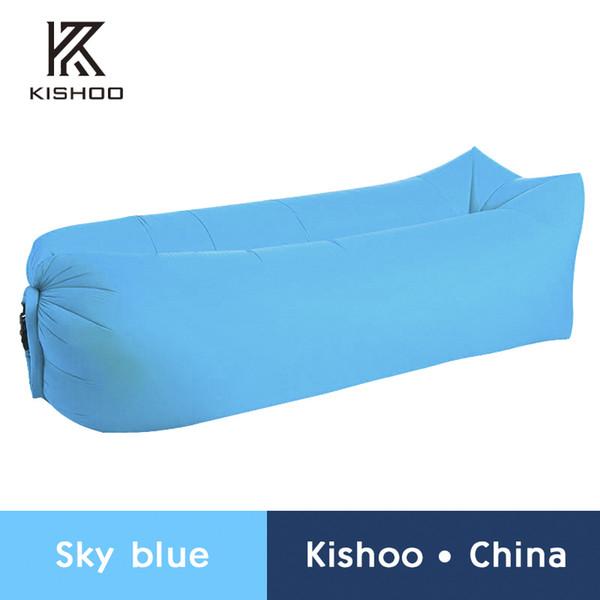 Sky blue Square
