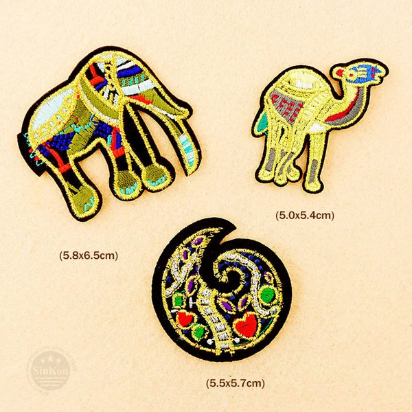 cartoon patches for clothes india