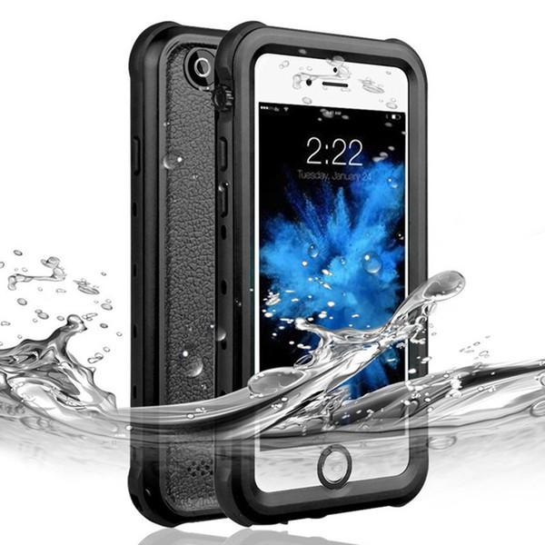 Водонепроницаемый чехол для Iphone 6 6s Plus противоударный чехол плавательный мешок для Iphone 6 6s Plus подводное плавание оригинальный чехол Touch Id J190702