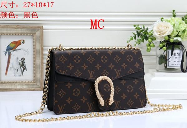 women luxury designer handbags genuine cowhide leather crossbody messenger shoulder bag purses travel bag purses chain bags 603