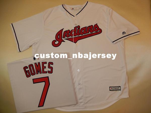 Cheap custom YAN GOMES Sewn Cool Base Baseball Jersey NEW Stitched Customize any name number MEN WOMEN BASEBALL JERSEY XS-5XL