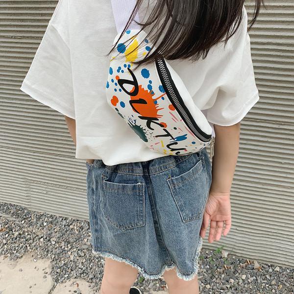 Unisex pacchetto di Fanny marsupio signore impermeabile petto della borsa della vita dei bambini femminile della cinghia di nuova marca di moda Borse Belly Purs