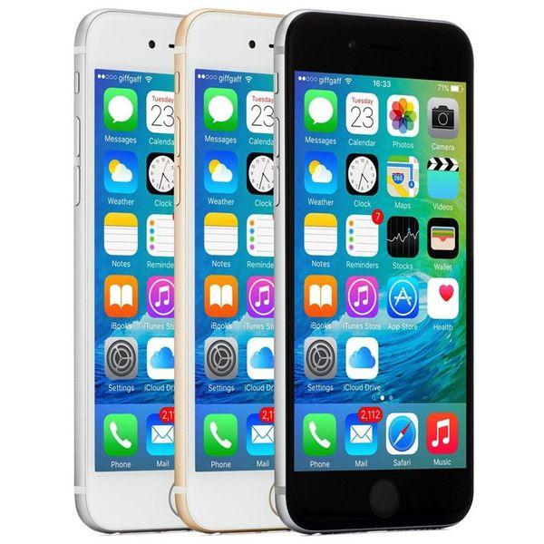 Original Unlocked Apple iPhone 6 Plus 16GB/64GB/128GB 5.5'' Refurbished Smartphone 4G LTE Dual Core Support Fingerprint